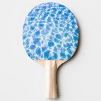 Raquette Tennis De Table L'eau tachetée