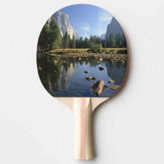 Raquette Tennis De Table Les Etats-Unis, la Californie, parc national de