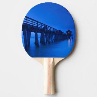 Raquette Tennis De Table Les Etats-Unis, la Floride, Côte du Golfe, jetée