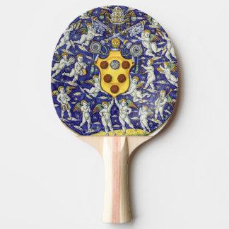 Raquette Tennis De Table Manteau des bras de pape Lion X