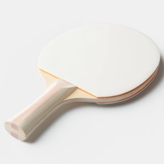 Raquette Tennis De Table Modèle blanc blanc de palette de ping-pong ou noir
