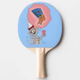 Raquette Tennis De Table Mummific dans l'amour
