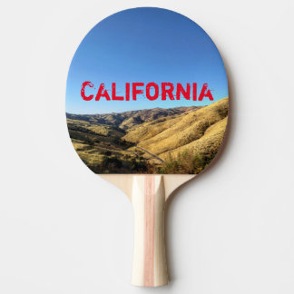 Raquette Tennis De Table Palette de ping-pong de la Californie