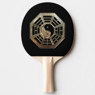 Raquette Tennis De Table Palette de ping-pong de Yin Yang Bagua