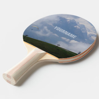 Raquette Tennis De Table Palette faite sur commande de ping-pong d'Alpes