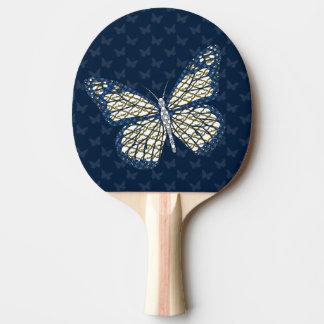 Raquette Tennis De Table Palette juive de ping-pong de monarque