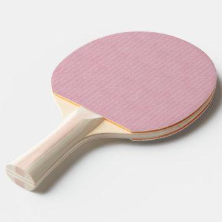 Raquette Tennis De Table Papier rose