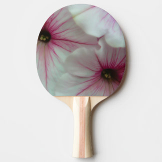 Raquette Tennis De Table Pétunias roses mous et sensibles