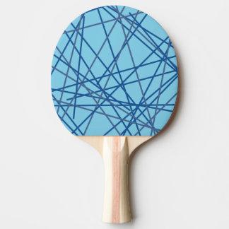 Raquette Tennis De Table Rétro palette de ping-pong !