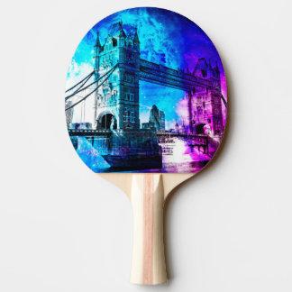 Raquette Tennis De Table Rêves de Londres du ciel de la création