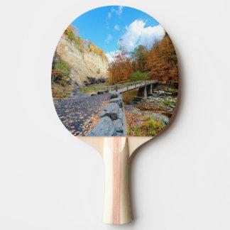 Raquette Tennis De Table Taughannock tombe parc d'état