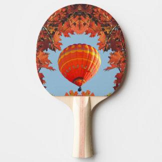 Raquette Tennis De Table Tour chaud de ballon à air d'automne