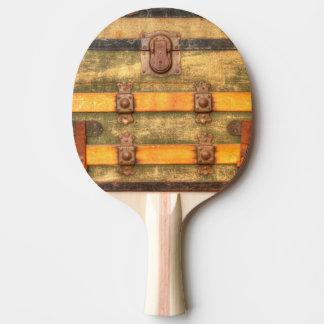 Raquette Tennis De Table Tronc antique