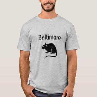 RAT de Baltimore --- AFFAIRE avec elle ! T-shirt