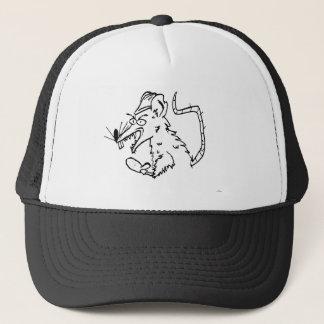 Rat de congélateur casquette