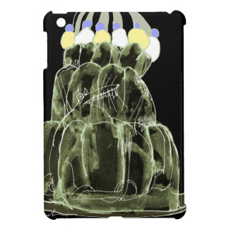 rat élégant de jello du thé vert des fernandes étui iPad mini