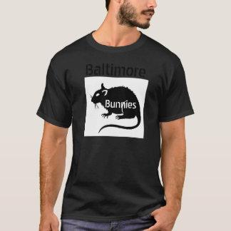 """RAT """"lapins"""" de Baltimore--- AFFAIRE avec elle ! T-shirt"""