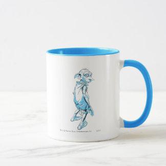 Ratière regardant plus de 1 mug
