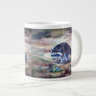 Raton laveur ce qui est celui mug