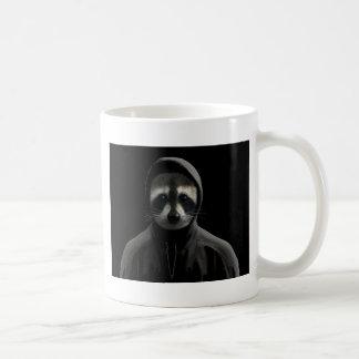 Raton laveur de Gangsta Mug