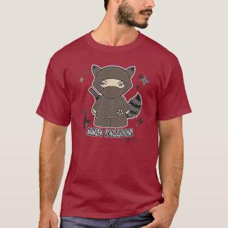 Raton laveur de Ninja ! T-shirt