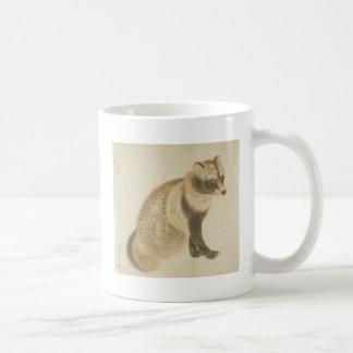Raton laveur japonais mug