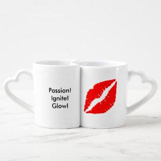 Rayonnez l'amour ! Tasses