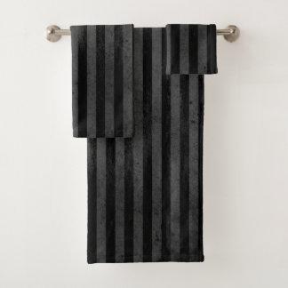 Rayure noire sale gothique