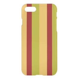 Rayure rare d'épice de déflecteur coque iPhone 7
