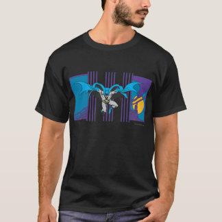 Rayures de Batman T-shirt
