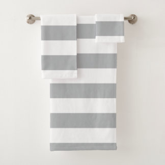 Rayures horizontales grises