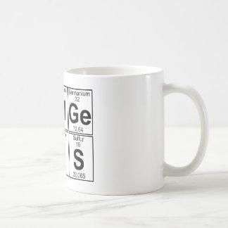 Re-Al-GE-Ni-U-s (vrai génie) - complètement Mug