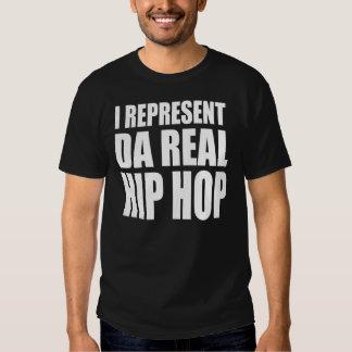 REAL HIP HOP TSHIRT