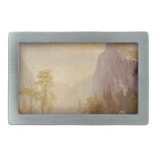 Recherchant la vallée de Yosemite - Albert Boucle De Ceinture Rectangulaire