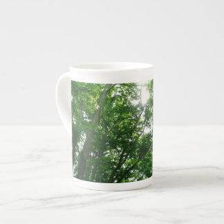 Recherche aux arbres d'été mug