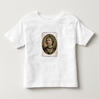 """Reclame voor """"George Rignold als Henry V"""" (col. Kinder Shirts"""