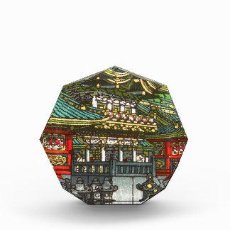 Récompense 川瀬巴水 de Kawase Hasui : Tombeau de Toshogu à Nikko