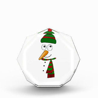 Récompense Bonhomme de neige mignon