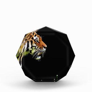 Récompense Chat dangereux de fourrure prédatrice de tigre