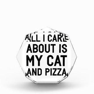 Récompense Chat et pizza