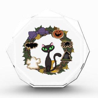 Récompense Chat noir de Halloween
