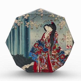Récompense Classique japonais de cool d'art de Madame Japon