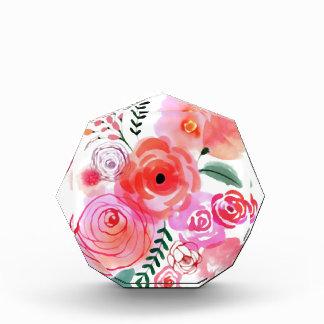 Récompense Fleurs d'aquarelle