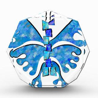 Récompense Icelonius - papillon bleu de glace