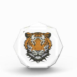 Récompense imitation de tigre de broderie