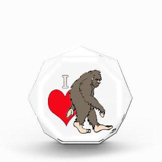 Récompense j'aime Bigfoot, 2