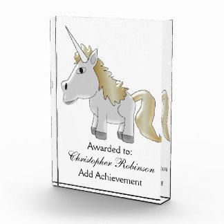 Récompense La licorne ajoutent juste le texte