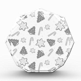 Récompense Motif de Noël de biscuits de gingembre