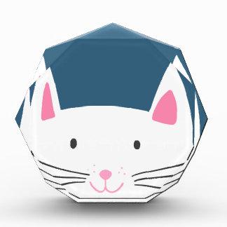Récompense Motif de tête de chat