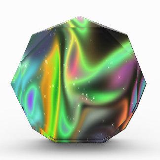 Récompense Remous au néon psychédéliques de couleur